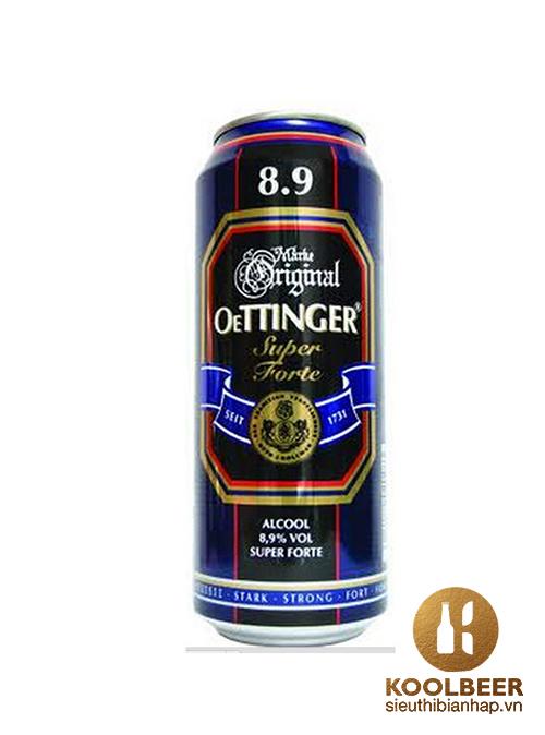 Bia Oettinger Nặng 8,9%-Bia nhập khẩu từ Đức - TPHCM
