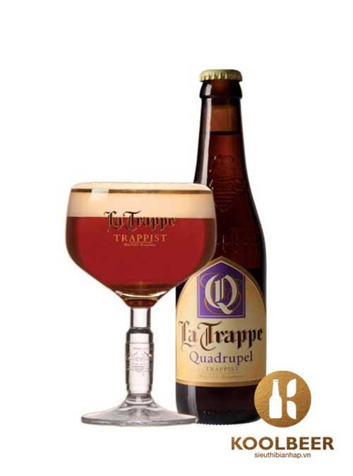 bia Hà Lan La Trappe Quadrupel