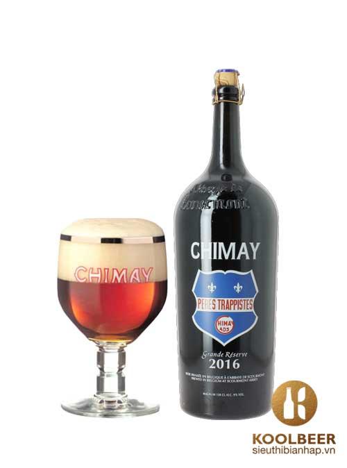 Bia Chimay 9% – Chai Đặc Biệt 1.5l