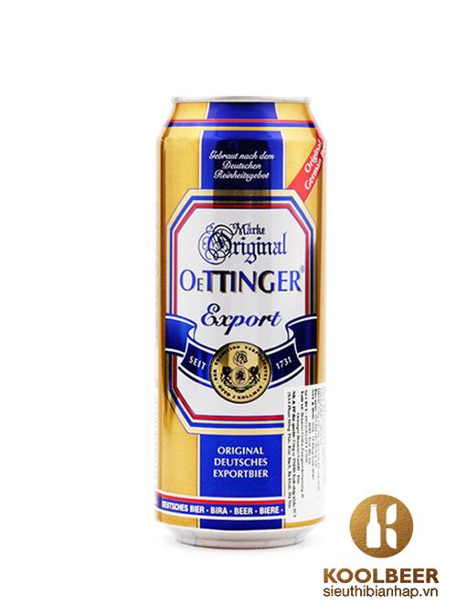 Bia Oettinger Vàng 5,4%-Bia nhập khẩu từ Đức - TPHCM