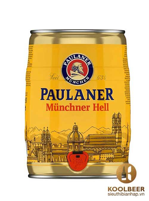 Bia-Paulaner-Munchner-5l