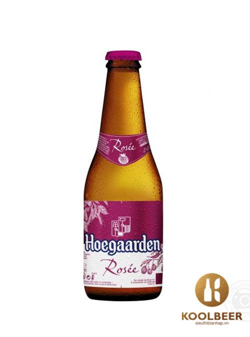 Bia Hoegaarden Rosee 3%
