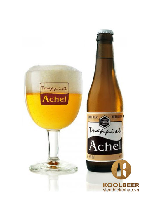 Bia Achel Blond 8% – Chai 330ml – Thùng 24 Chai