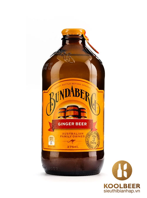 Bia Bundaberg Ginger Beer