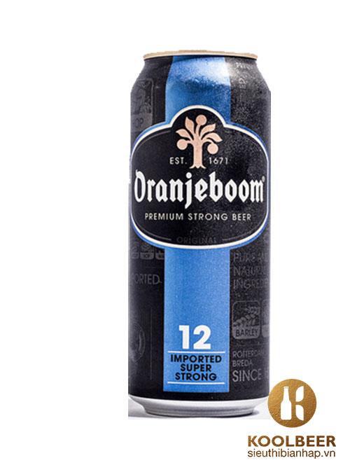 Bia Oranjeboom Premium Strong 12%- Bia Hà Lan nhập khẩu - TPHCM