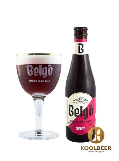 Bia Belgo Cherry 3.5%