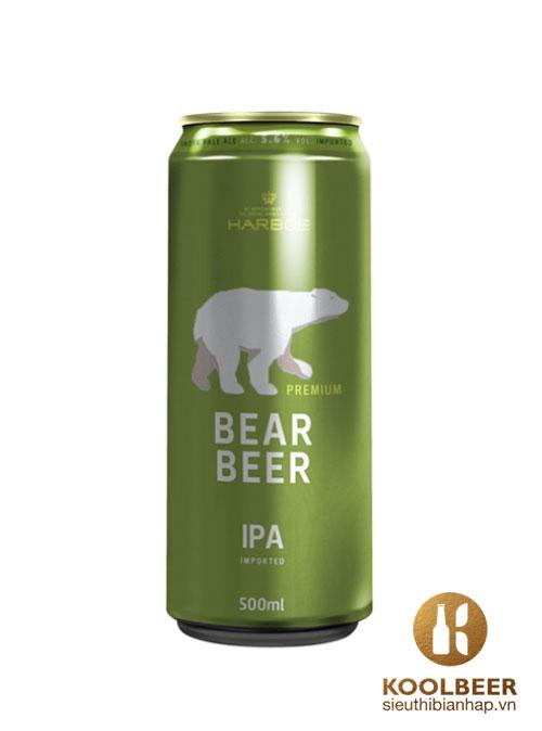 Bia Gấu Bear Beer IPA 5.6%