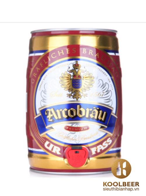 Bia Bia Arcobrau Urfass Premium 5.2%