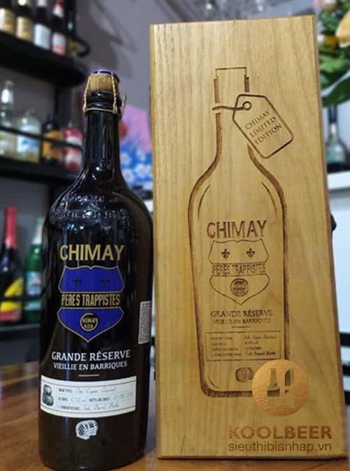 Bia Chimay 9% Quà Tặng Phiên Bản Đặc Biệt - Chai 750ml – Niềm Tự Hào Của Dòng Bia Bỉ