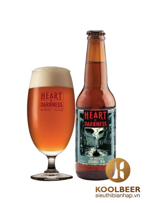 Bia Thủ Công Heart Of Darkness The Mistress Double IPA