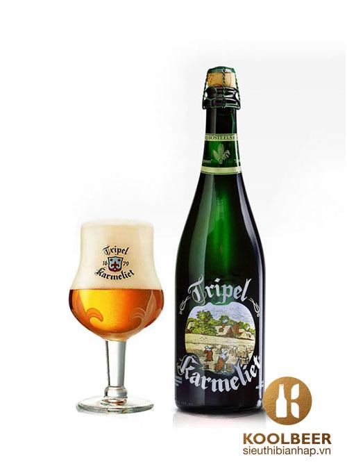 Bia Karmeliet Triple 8,4% - Thùng 12 chai 750ml