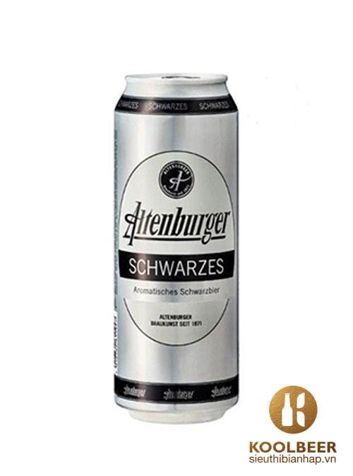 Bia Altenburger Schwarzes 4.9%