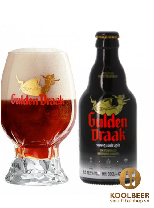 Bia-Gulden-Draak-9000-105-Chai-330ml-Thung-24-Chai