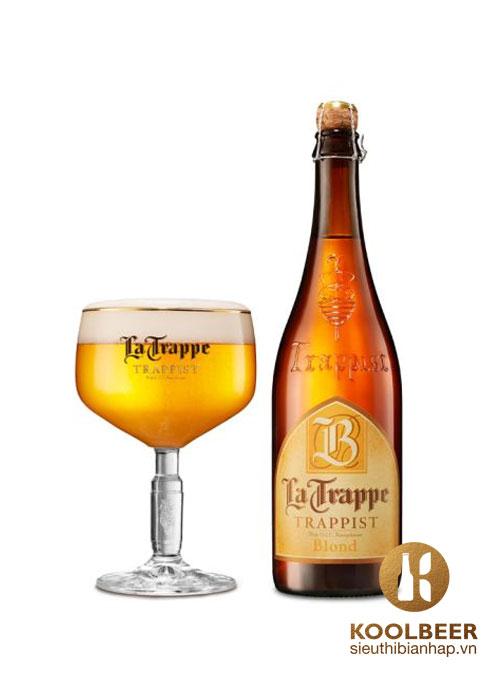 Bia La Trappe Blond Quà Tặng 6,5%