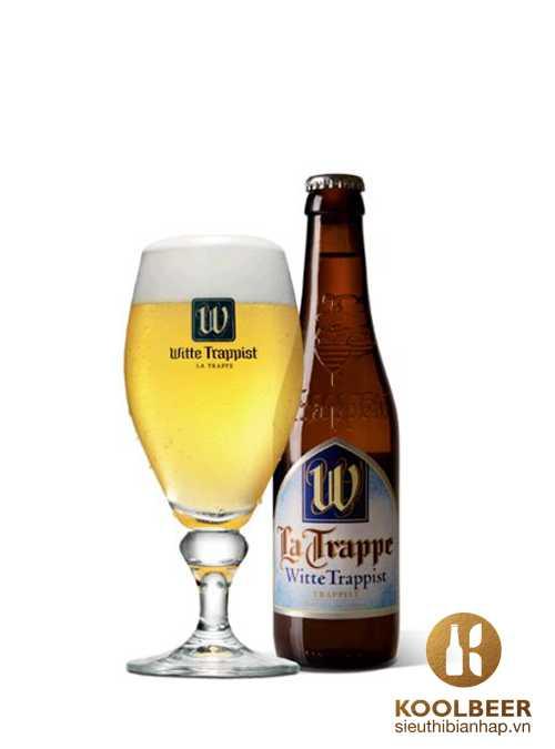 Bia-La-Trappe-Witte-Trappist