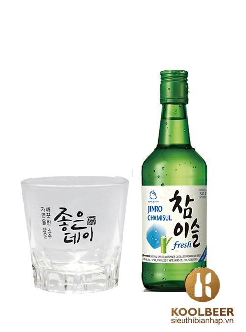 4. Rượu-Jinro-Soju-Chamisul-13-Chai-360ml-Thùng-20-Chai